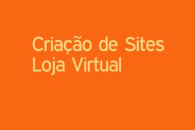 Criação de apps, sites e lojas virtuais